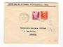 FRENCH MOROCCO 1952 Letter from Casablanca to Toulouse. - 37762 - PostalHist