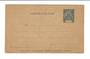 MARTINIQUE 1895 Carte-Lettre 15c Blue. Unused. - 37767 - PostalHist