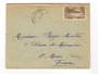 MARTINIQUE 1926 Letter from Fort de France to France. - 37778 - PostalHist
