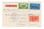 MARTINIQUE 1939 Transatlantic Airmail Letter from Fort de France to France. - 37780 - PostalHist