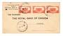 MARTINIQUE 1936 Letter from Fort de France to Canada. - 37787 - PostalHist