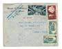 MARTINIQUE 1942 Airmail Letter from Fort de France to Lyon. - 37806 - PostalHist