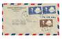 MARTINIQUE 1943 Letter from Fort de France to USA. - 37809 - PostalHist