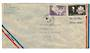 MARTINIQUE 1948 Airmail Letter from Fort de France to New Jersey. - 37814 - PostalHist