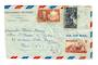 MARTINIQUE 1947 Airmail Letter from Fort de France to Paris. - 37817 - PostalHist