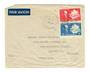 MARTINIQUE 1948 Airmail Letter from Fort de France to Detroit. - 37824 - PostalHist