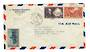 MARTINIQUE 1949 Airmail Letter from Fort de France to USA. - 37831 - PostalHist