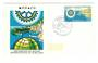 MONACO 1967 Rotary on first day cover. - 37841 - FDC