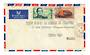 NEW CALEDONIA 1957 Airmail Letter from Noumea to Paris. - 37867 - PostalHist