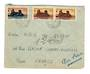 NEW CALEDONIA 1949 Airmail Letter from Noumea to Paris. - 37868 - PostalHist