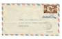 NEW CALEDONIA 1948 Airmail Letter from Noumea to Paris. France Libre. - 37874 - PostalHist