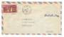 NEW CALEDONIA 1948 Airmail Letter from Noumea to Paris. - 37881 - PostalHist