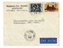 NEW CALEDONIA 1956 Airmail Letter from Noumea to France. - 37883 - PostalHist