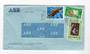 NOUVELLES HEBRIDES 1972 Window envelope sent by airmail probably to New Zealand. - 37897 - PostalHist