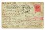 NEW ZEALAND Postmark Napier PETANE H B. H Class cancel on postcard. Complete strike. - 37987 - Postmark
