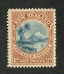 NEW ZEALAND 1898 Pictorial 1d Lake Taupo. - 38 - UHM