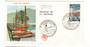 REUNION 1967 Aix-les-Bains on first day cover. - 38169 - FDC