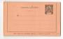 SENEGAL 1895 Carte-Lettre 25c Black. Unused. - 38185 - PostalHist