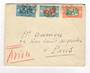 SENEGAL 1938 Airmail Letter from Dakar to Paris. - 38191 - PostalHist