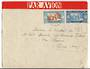 SENEGAL 1932 Airmail Letter from Dakar to Paris. - 38201 - PostalHist