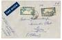 SENEGAL 1948 Airmail Letter from soldier to Paris. - 38203 - PostalHist