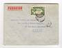 SENEGAL 1940 Airmail Letter from Dakar to Paris. - 38211 - PostalHist