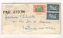 SENEGAL 1928 Airmail Letter from Dakar to Valence Sur Rhone. - 38216 - PostalHist