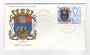 ST PIERRE et MIQUELON 1974 Air on first day cover. - 38248 - FDC