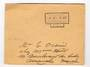 ST PIERRE et MIQUELON 1926 Official Frank. Addressed to France but not postmarked. - 38252 - PostalHist