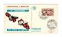 ST PIERRE et MIQUELON 1958 Human Rights on first day cover. - 38253 - PostalHist