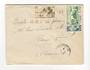 FRENCH OCEANIC SETTLEMENTS 1954 Letter from Papeete to France. - 38280 - PostalHist