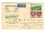 AUSTRALIA 1953 150th Anniversary of the Settlement of Tasmania. Set of 3 on illustrated first day cover. - 38284 - FDC