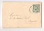 TUNISIA 1888 Postal Stationery 5c Green posted in 1900 internally to Bizerte. - 38302 - PostalHist