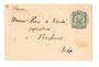 TUNISIA 1908 Letter to France. - 38309 - PostalHist
