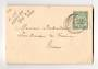 TUNISIA 1906 Internal Letter. - 38310 - PostalHist