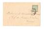 TUNISIA 1899 Internal Letter. - 38311 - PostalHist