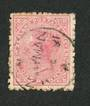 NEW ZEALAND Postmark Masterton NEWMAN. A Class cancel on 1d Second Sideface. Full strike but a little light. - 39220 - Postmark