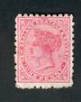 NEW ZEALAND 1882 Victoria 1st Second Sideface 1d Red. Use the Best Soap Sunlight. Second setting. - 3955 - MNG