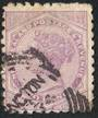 NEW ZEALAND 1882 Victoria 1st Second Sideface 2d Mauve. Perf 10. Secnd setting. Lochhead for Wertheim Sewing Machines Wholesale