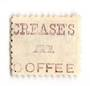 NEW ZEALAND 1882 Victoria 1st Second Sideface 4d Green. Crease's A1 Coffee. Perf 10. In mauve. - 3978 - FU