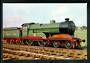 Coloured postcard of Great Central Railway 4-4-0 506 Butler Henderson. - 40636 - Postcard