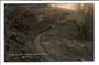 Real Photograph by Radcliffe of The Spiral Railway Main Trunk Line. - 40700 - Postcard