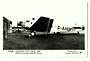 Real Photograph of B.E.A. Junkers JU52. - 40861 - Postcard