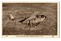 Real Photograph of the De Haviland 34 Cross-Channel Passenger Aeroplane. - 40891 - Postcard