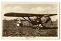 Real Photograph of the Westland Widgeon. - 40892 - Postcard