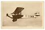 Real Photograph of the D H Hercules Air Liner. - 40894 - Postcard