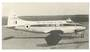 Real Photograph of Hawker Siddeley (DH) Devon C1. - 40977 - Postcard