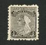 NEW ZEALAND 1882 Second Sideface ½d Grey-Black. Rotary Perf 10. - 4207 - Mint