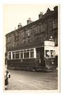 Real Photograph of Tram. - 42269 - Postcard