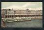Coloured postcard of Somerset House London. - 42556 - Postcard